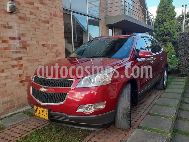 Chevrolet Traverse LT usado (2012) color Rojo precio $48.000.000