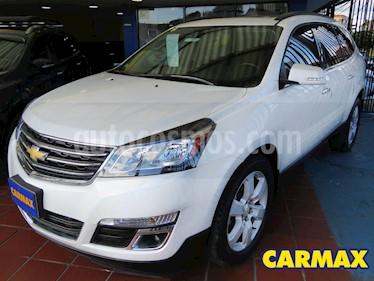 Chevrolet Traverse LT  usado (2017) color Blanco precio $92.900.000