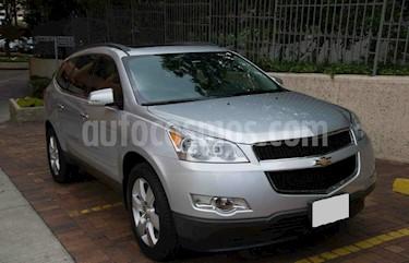 Chevrolet Traverse LS 4x4 usado (2012) color Plata precio $35.000.000