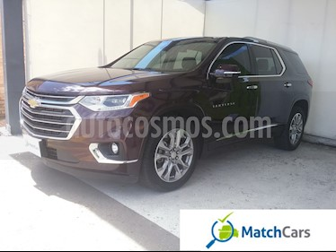 Foto venta Carro usado Chevrolet Traverse LS 4x4 (2018) color Rojo precio $133.990.000