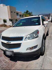 Foto venta Auto usado Chevrolet Traverse LS (2012) color Blanco precio $180,000