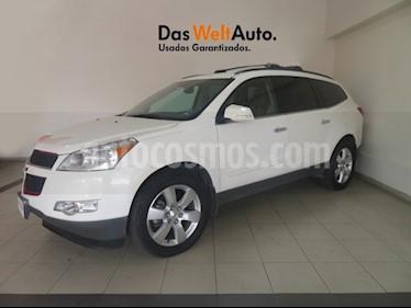 Foto venta Auto Seminuevo Chevrolet Traverse LS (2012) color Blanco precio $229,995