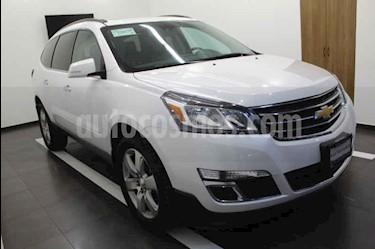 Chevrolet Traverse LT 7 Pasajeros usado (2017) color Blanco precio $410,000