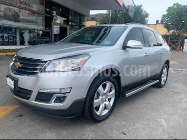 Foto Chevrolet Traverse LT 7 Pasajeros usado (2017) color Plata precio $435,000