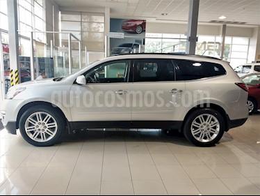Foto venta Auto usado Chevrolet Traverse LT 7 Pasajeros (2015) color Plata Brillante precio $349,000