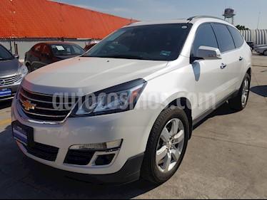 Foto venta Auto Seminuevo Chevrolet Traverse LT 7 Pasajeros (2016) color Blanco Diamante precio $379,000