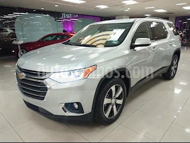 Foto venta Auto nuevo Chevrolet Traverse LT 7 Pasajeros color Plata precio $858,700