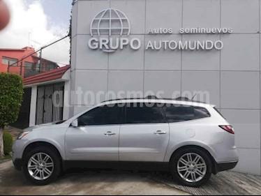 Foto venta Auto usado Chevrolet Traverse LT 7 Pasajeros (2014) color Plata precio $289,000