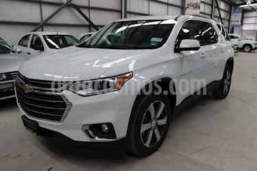 Foto venta Auto usado Chevrolet Traverse LT 7 Pasajeros (2019) color Blanco precio $649,900