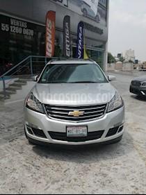 Chevrolet Traverse LT 7 Pasajeros usado (2015) color Plata Brillante precio $302,500