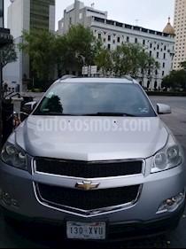 Chevrolet Traverse LT 7 Pasajeros usado (2011) color Plata Brillante precio $189,500