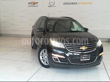 Foto venta Auto Seminuevo Chevrolet Traverse LT 8 Pasajeros (2013) color Negro Grafito precio $259,000