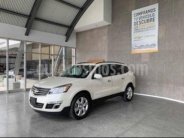 Chevrolet Traverse LT 8 Pasajeros usado (2013) color Blanco precio $265,000