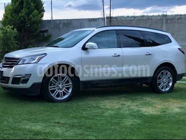 Chevrolet Traverse LT 8 Pasajeros usado (2015) color Blanco precio $310,000