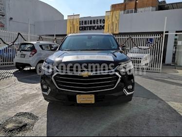 Foto venta Auto Seminuevo Chevrolet Traverse LT B (2018) color Negro Onix precio $650,000