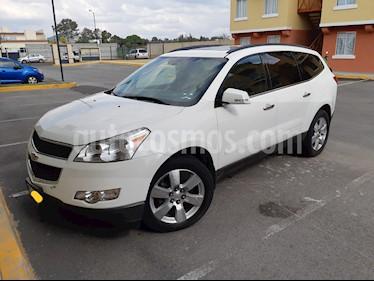 Foto venta Auto usado Chevrolet Traverse LT Piel (2012) color Blanco precio $210,000