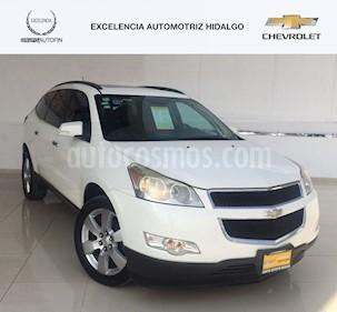Foto venta Auto usado Chevrolet Traverse LT Piel (2011) color Blanco precio $210,000