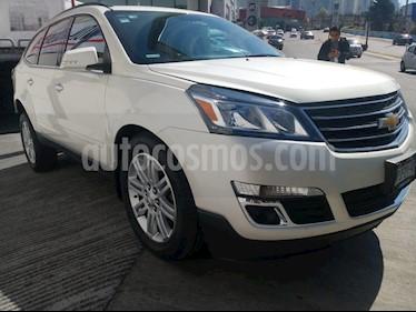 Foto venta Auto usado Chevrolet Traverse LT Plus (2013) color Blanco precio $279,000
