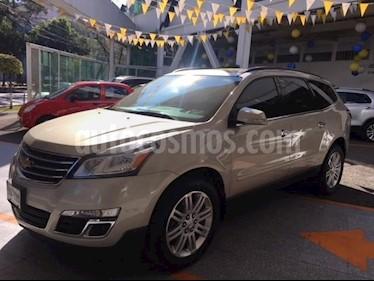 Foto venta Auto Seminuevo Chevrolet Traverse LT Plus (2013) color Beige precio $289,000