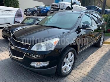 Foto venta Auto usado Chevrolet Traverse LT Plus (2010) color Negro precio $198,000