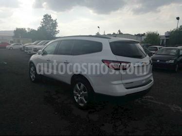 Foto Chevrolet Traverse LT usado (2017) color Blanco precio $409,000