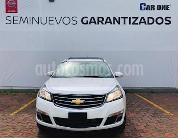 Foto venta Auto usado Chevrolet Traverse LT (2016) color Blanco precio $339,900