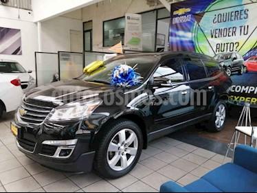 Foto venta Auto usado Chevrolet Traverse LT (2017) color Negro precio $439,000