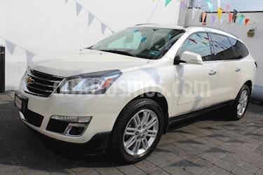 Chevrolet Traverse LT usado (2015) color Blanco precio $325,000