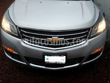 Foto venta Auto Seminuevo Chevrolet Traverse LT (2016) color Plata precio $390,000