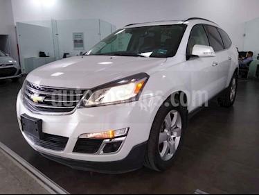 Foto venta Auto usado Chevrolet Traverse LT (2017) color Blanco precio $399,000