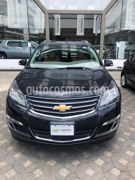 Chevrolet Traverse LT 7 Pasajeros usado (2014) color Negro precio $280,000