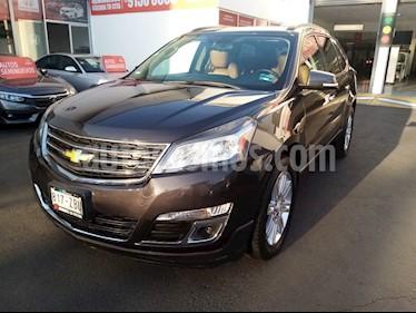 Chevrolet Traverse LT usado (2013) color Gris Oxford precio $230,000