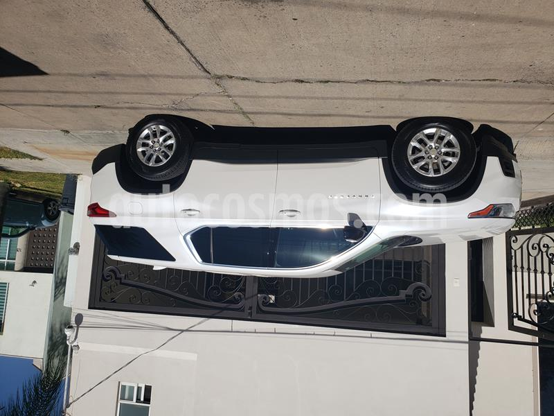 Chevrolet Traverse LS usado (2018) color Blanco Platinado precio $480,000