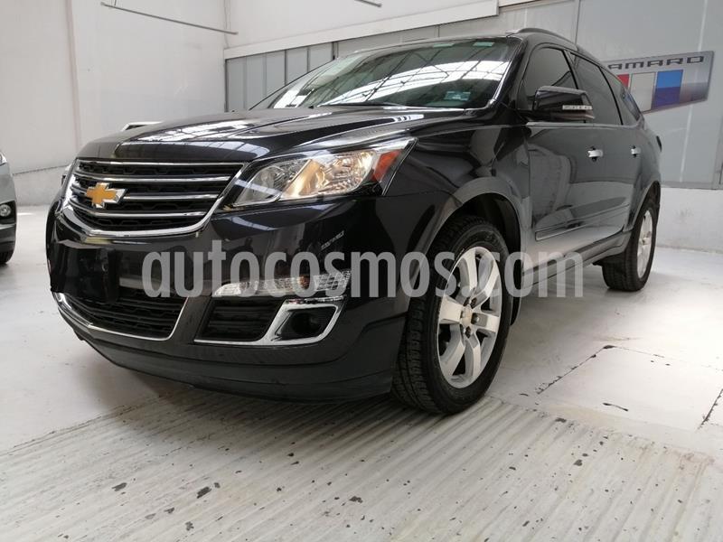 Chevrolet Traverse LT 7 Pasajeros usado (2016) color Negro precio $275,000