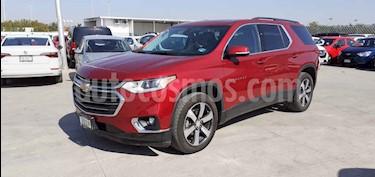 Chevrolet Traverse LT 7 Pasajeros usado (2019) color Rojo precio $599,900
