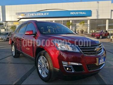 Foto Chevrolet Traverse Paq B usado (2015) color Rojo Tinto precio $309,000