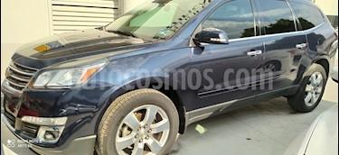 Chevrolet Traverse LT 7 Pasajeros usado (2016) color Azul precio $360,000