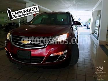 Chevrolet Traverse LT usado (2017) color Rojo precio $389,900