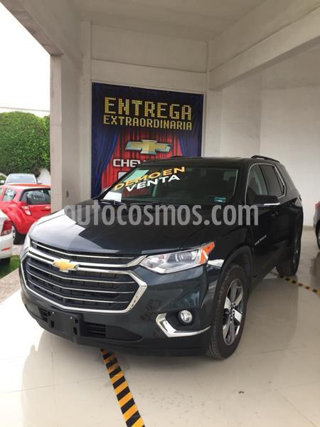 Chevrolet Traverse LT Piel usado (2020) color Gris Oscuro precio $769,000