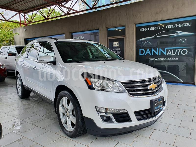 Chevrolet Traverse LT 7 Pasajeros usado (2016) color Blanco precio $309,000