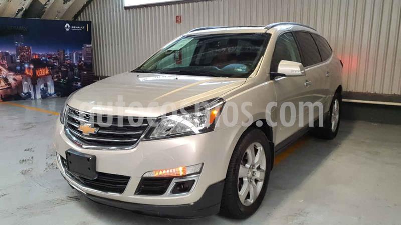 Chevrolet Traverse LT 7 Pasajeros usado (2016) color Blanco precio $355,000