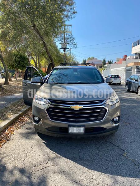 Chevrolet Traverse LT Plus usado (2018) color Dorado precio $535,000