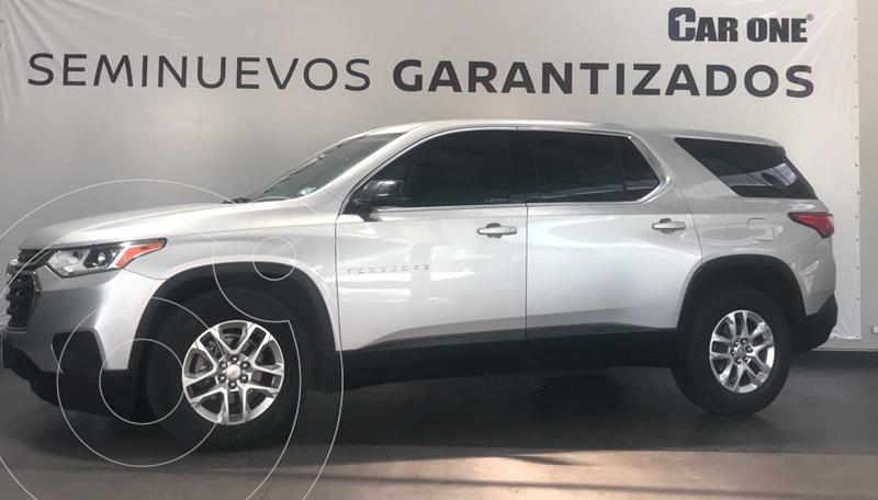 Foto Chevrolet Traverse LT usado (2018) color Plata precio $539,900