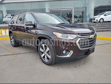 Chevrolet Traverse LT 8 Pasajeros nuevo color Rojo precio $894,900