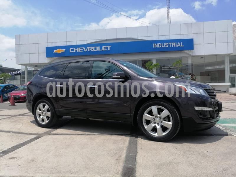 Chevrolet Traverse LT Piel usado (2016) color Iridis precio $349,000
