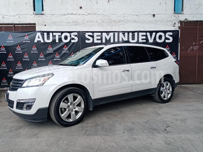Foto Chevrolet Traverse LT 7 Pasajeros usado (2016) color Blanco precio $329,000
