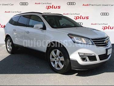 Chevrolet Traverse 5 pts. LT Piel con Quemacocos B usado (2016) color Blanco precio $360,000