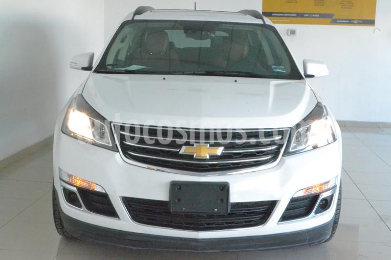 Chevrolet Traverse Paq B usado (2016) color Blanco precio $335,000