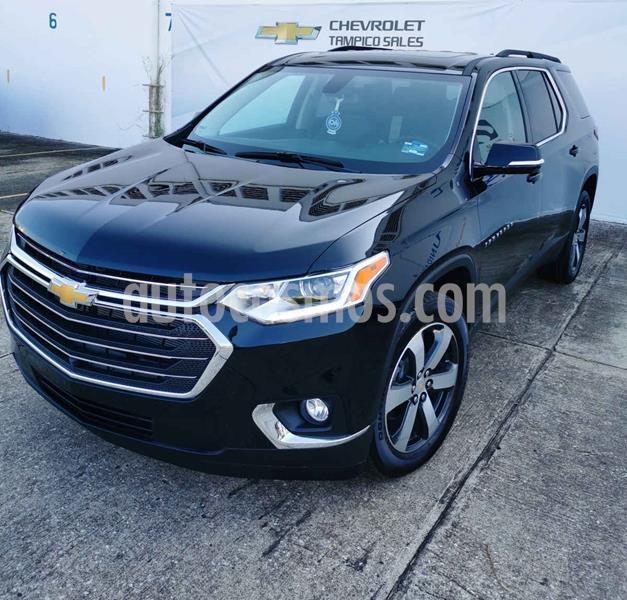 Chevrolet Traverse LT 7 Pasajeros nuevo color Negro precio $854,100