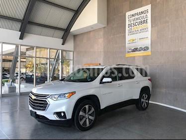 Chevrolet Traverse LT 7 Pasajeros usado (2018) color Blanco precio $595,000